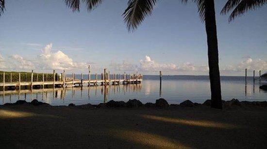 Atlantic Bay Resort: Water view at ABR.