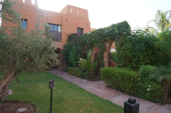 Adama Resort: Our villa