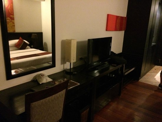Tara Angkor Hotel : habitación