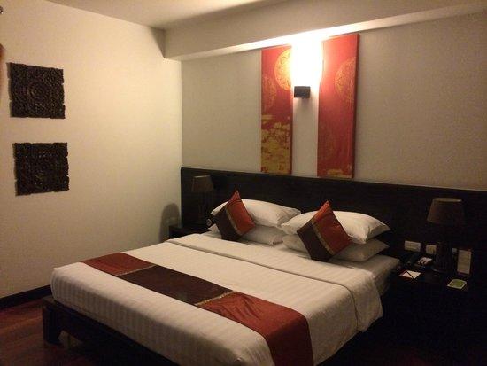 Tara Angkor Hotel: cama