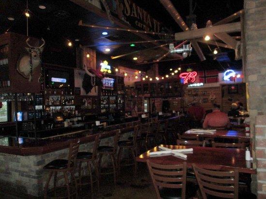 Santa Fe Cattle Company Bar