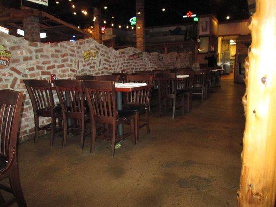 Santa Fe Cattle Company Tables