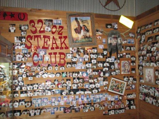 Santa Fe Cattle Company 32 oz club pics