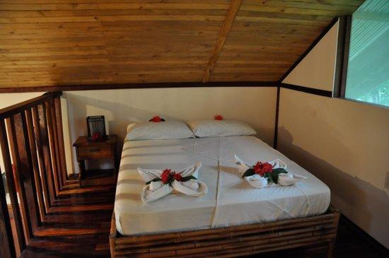 Osa Rainforest Rentals: Queen Bed