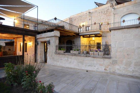 Goreme Suites: Otel & Açık Alanları