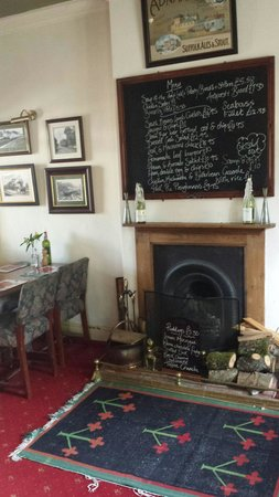 The Labouring Man: The Dining Room