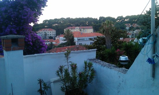 Apartments Happy: View from terrace
