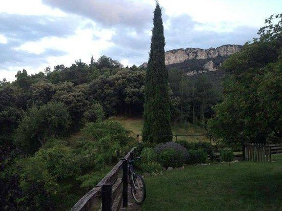 Can Coll de Pincaró: vistas