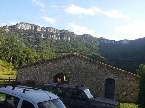 Can Coll de Pincaró: casa