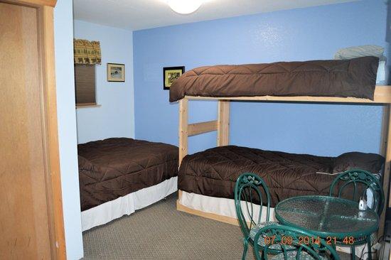 Alaska Riverview Lodge: Iliamna Room