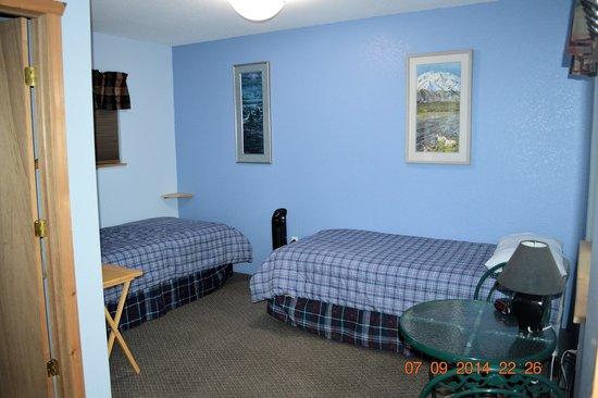 Alaska Riverview Lodge: Spur Room