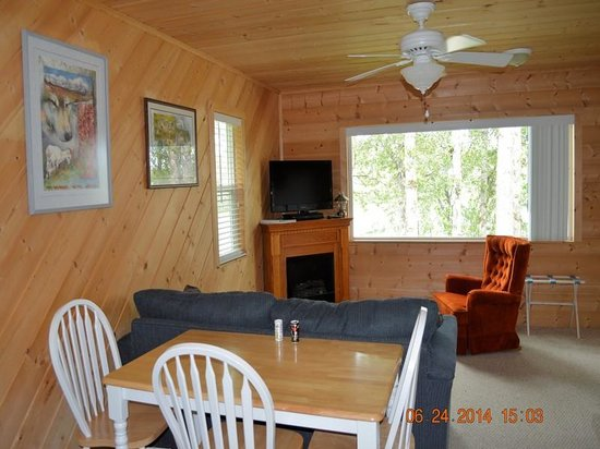 Alaska Riverview Lodge: Moose Cabin