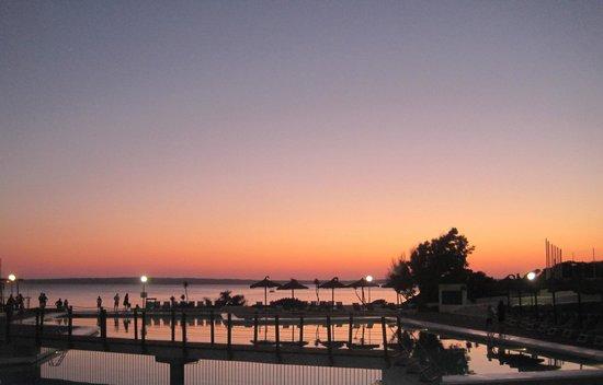 Insotel Club Maryland: Sunset