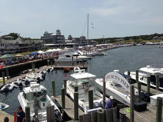 Nancy's Restaurant : harbor fest