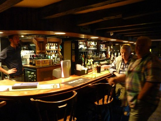 The Norway Inn (Bar & Restaurant): bar