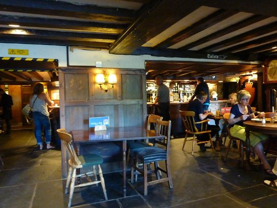 The Norway Inn (Bar & Restaurant): restaurant