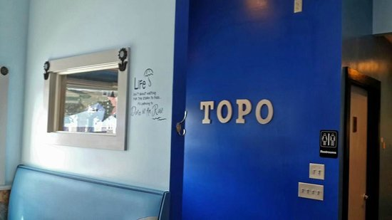 Topo Restaurant : Welcome to TOPO