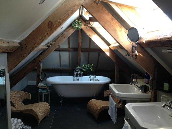 Westcroft Guesthouse Boutique B & B: Beautiful bathroom