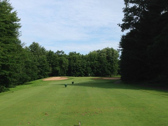 Bull's Eye Country Club: #4 from the tee box