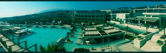 Avra Imperial Hotel : panoramic view