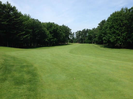 Bull's Eye Country Club: #11 from the fairway - GREAT HOLE!
