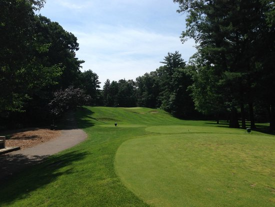 Bull's Eye Country Club: #15 from the tee box