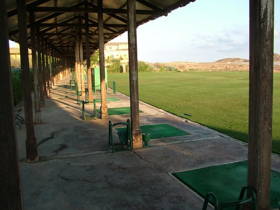 The Desert Springs Resort: Driving Range