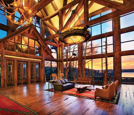 Convention Center Hall Picture Of Big Cedar Lodge