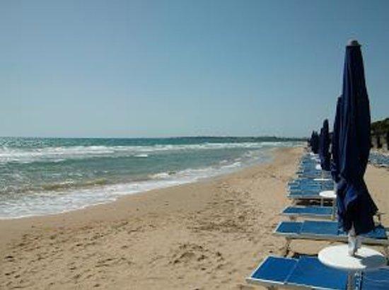 Menfi Beach Resort : LA PLAGE