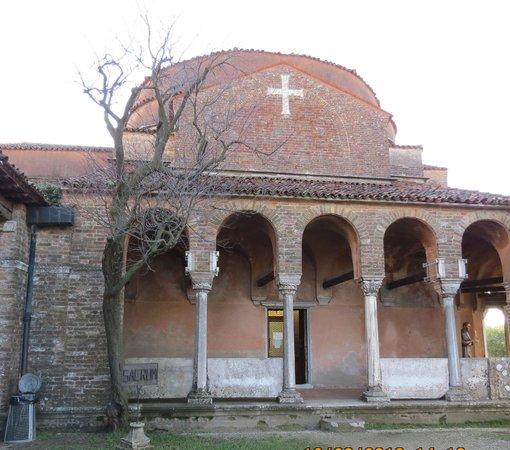 Isla de Torcello: igreja
