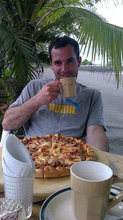 Il Giardino: Awesome pizza!