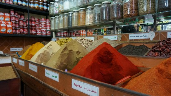 Adama Resort: Spice at the Souks
