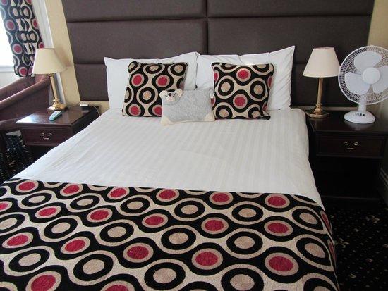 Imperial Hotel : habitación