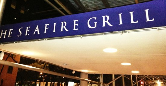 Sea Fire Grill NYC