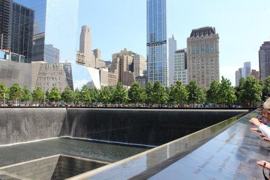 Mémorial du 11-Septembre : Memorial Garden