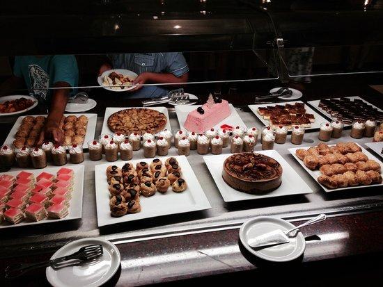 SuneoClub Tropicana: Hervorragende Speisen