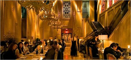 Buddakan restaurant nyc picture of buddakan new york for Akane japanese fusion cuisine new york ny