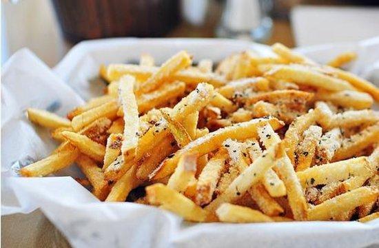 Hamburger Harrys : French Fries !!!