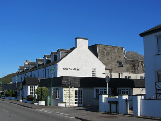 Kings Arms Hotel: hotel