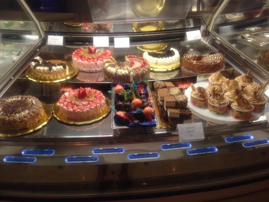 Dessert @ carousel