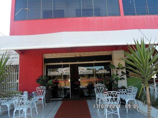 Hotel Vila Planalto