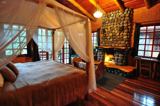 Peace Lodge: Deluxe Villa Room