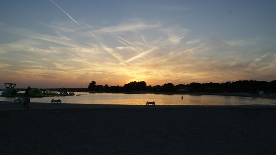Zaton Holiday Resort: Sunset
