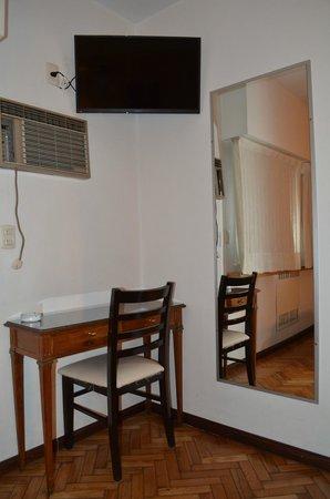 Sarmiento Palace Hotel : Quarto