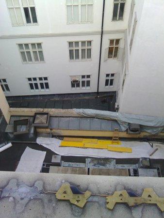 Hotel Post: vue de l'hôtel