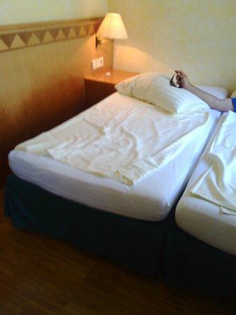 Hotel Post: literie