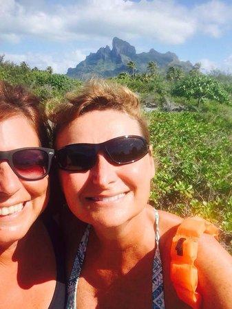 Maohi Nui : On the motu