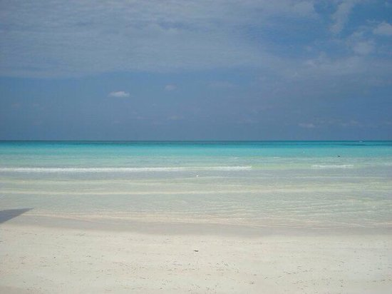 Iberostar Mojito : Amazing beach