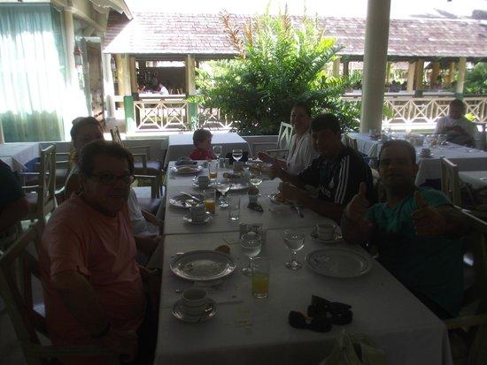 Iberostar Punta Cana : Reunidos para o Café!