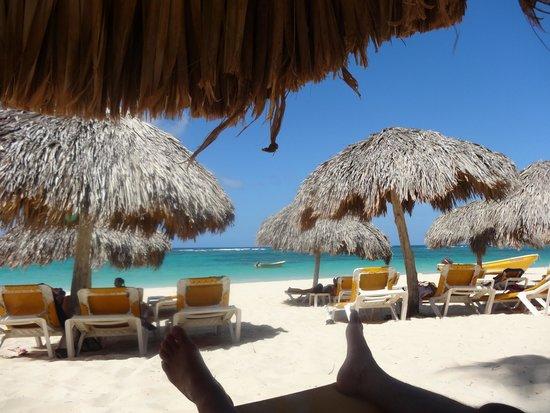 Iberostar Punta Cana : Vista maravilhosa da praia!